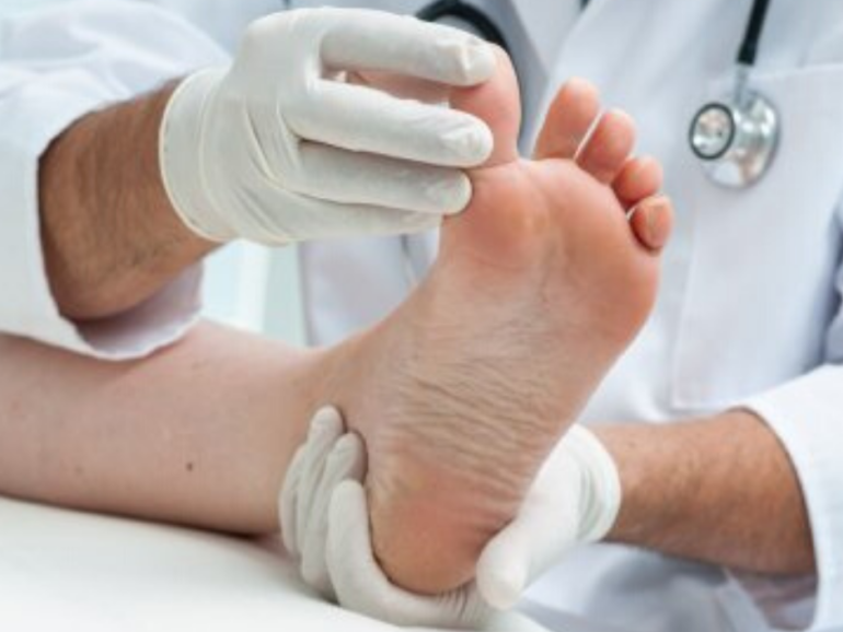An innovative technological approach in diabetes foot care